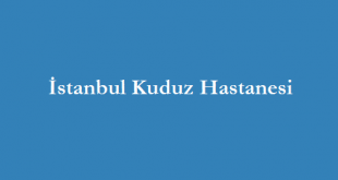 İstanbul Kuduz Hastanesi