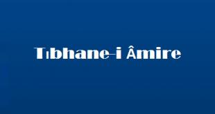 Tıbhane-i Âmire