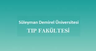 Süleyman Demirel Üniversitesi Tıp Fakültesi