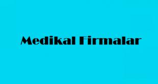 Medikal Firmalar