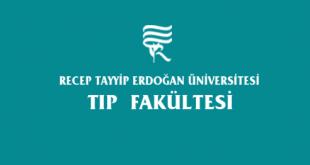 Recep Tayyip Erdoğan Üniversitesi Tıp Fakültesi