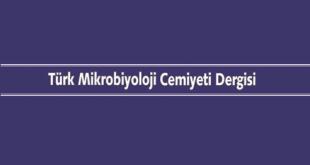 Türk Mikrobiyoloji Cemiyeti Dergisi