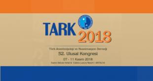 Türk Anesteziyoloji ve Reanimasyon Derneği 52.Ulusal Kongresi