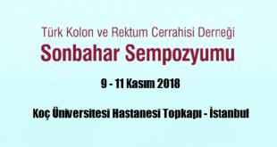 Türk Kolon ve Rektum Cerrahisi Derneği Sonbahar Sempozyumu