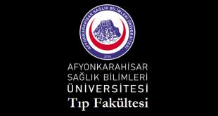 Afyonkarahisar Sağlık Bilimleri Üniversitesi Tıp Fakültesi