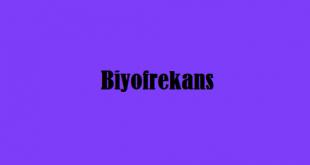 Biyofrekans