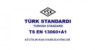 TS EN 13060+A1