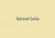 Dairesel Zımba