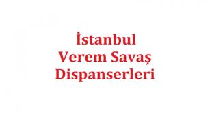 İstanbul Verem Savaş Dispanserleri
