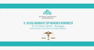 III. Uluslararası Tıp Hukuku Kongresi