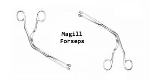 Magill Forseps