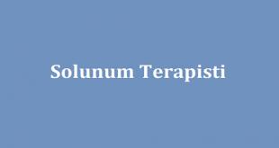 Solunum Terapisti