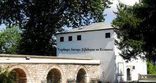 Topkapı Sarayı Şifahane ve Eczanesi