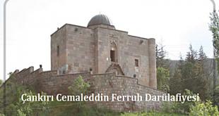 Çankırı Cemaleddin Ferruh Darülafiyesi