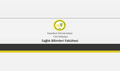 İstanbul Üniversitesi Cerrahpaşa Sağlık Bilimleri Fakültesi