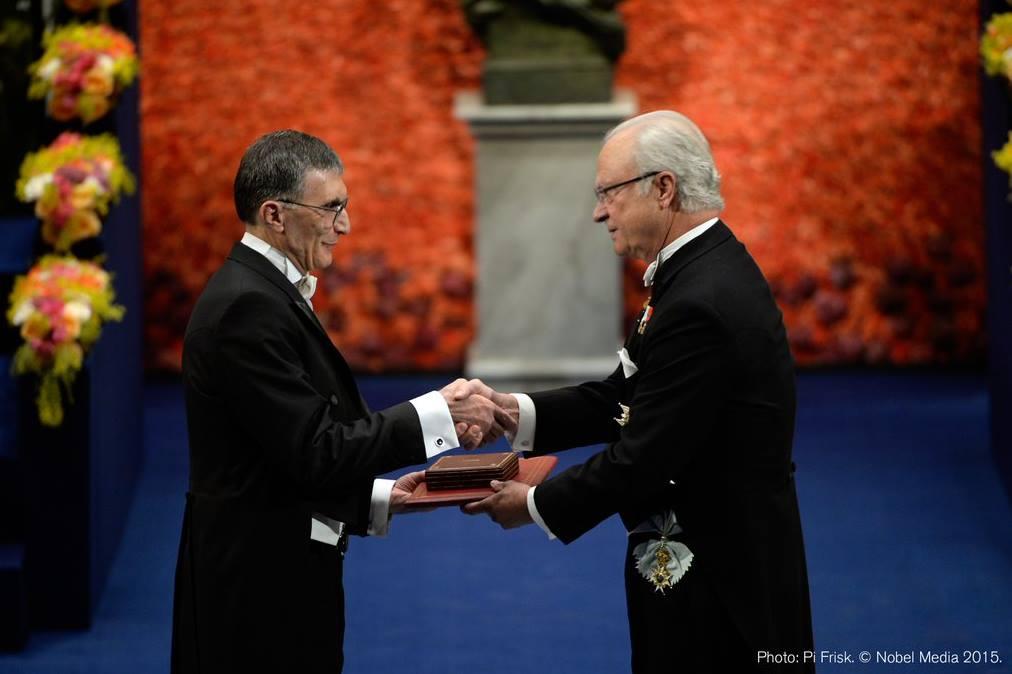 Aziz Sancar Nobel Kimya Ödülü