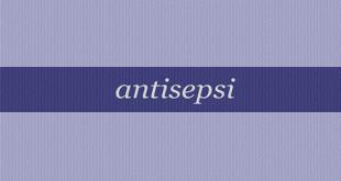 Antisepsi