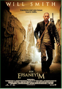 Ben Efsaneyim - I Am Legend - 2007