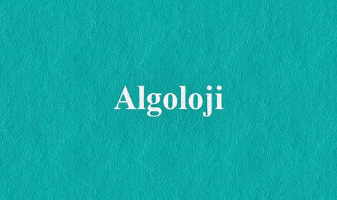 Algoloji