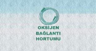 Oksijen Bağlantı Hortumu