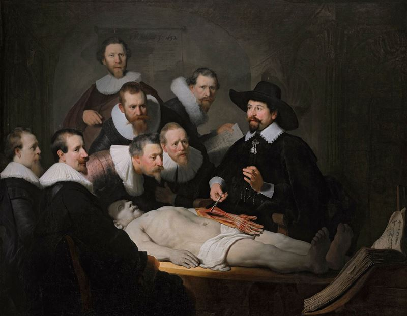 Dr-Nicolaes-Tulpun-Anatomi-Dersi