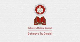 Çukurova Tıp Dergisi