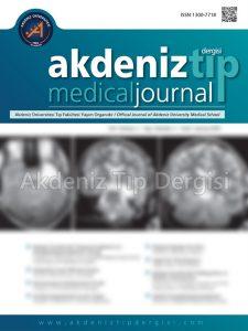 akdeniz medical journal