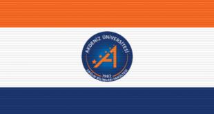 Akdeniz Üniversitesi Sağlık Bilimleri Fakültesi