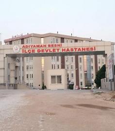 Besni İlçe Devlet Hastanesi Diyaliz Ünitesi