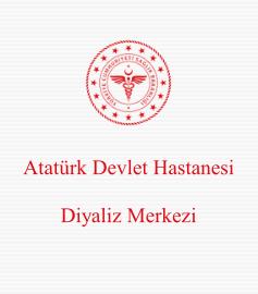 Atatürk Devlet Hastanesi Diyaliz Merkezi