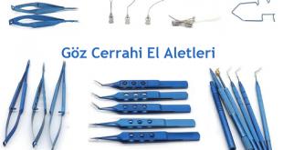 Göz Cerrahi El Aletleri