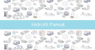 Hidrofil Pamuk