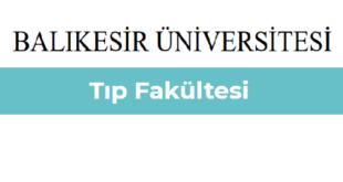 Balıkesir Üniversitesi Tıp Fakültesi