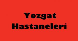 Yozgat Hastaneleri