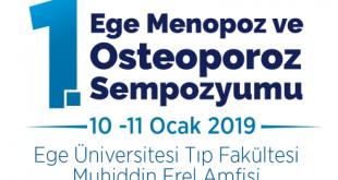 1. Ege Menopoz ve Osteoporoz Sempozyumu