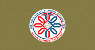 Erzincan Binali Yıldırım Üniversitesi Sağlık Bilimleri Fakültesi
