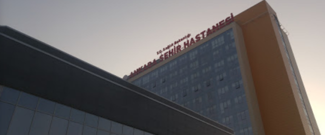ankara bilkent şehir hastanesi