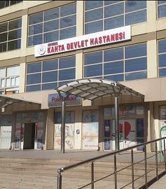 Adıyaman Kahta Devlet Hastanesi Hemodiyaliz Ünitesi