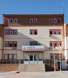 Adıyaman Tut Devlet Hastanesi Diyaliz Merkezi