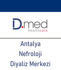 DMED Antalya Nefroloji Diyaliz Merkezi