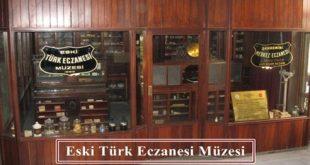Eski Türk Eczanesi Müzesi