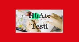 HbA1c Testi