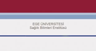 Ege Üniversitesi Sağlık Bilimleri Enstitüsü