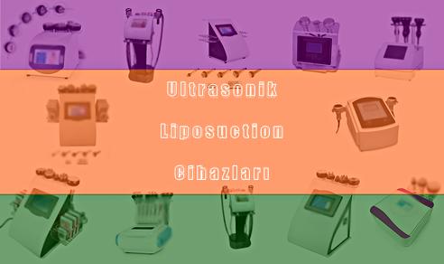 Ultrasonik Liposuction Cihazları