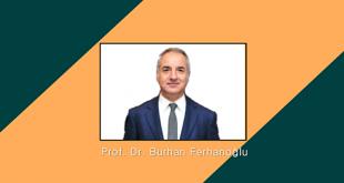 Prof. Dr. Burhan Ferhanoğlu