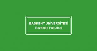 Başkent Üniversitesi Eczacılık Fakültesi