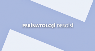 Perinatoloji Dergisi