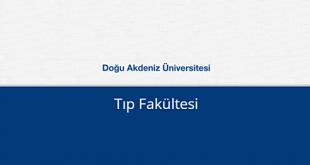 Doğu Akdeniz Üniversitesi Tıp Fakültesi